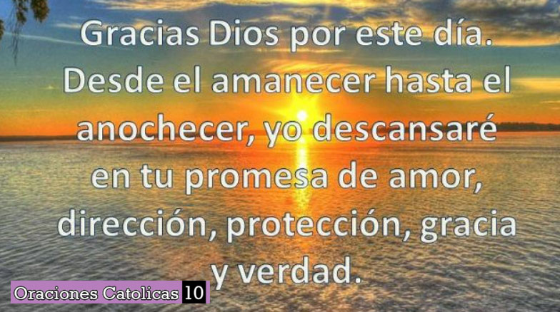 oraciones paz interior