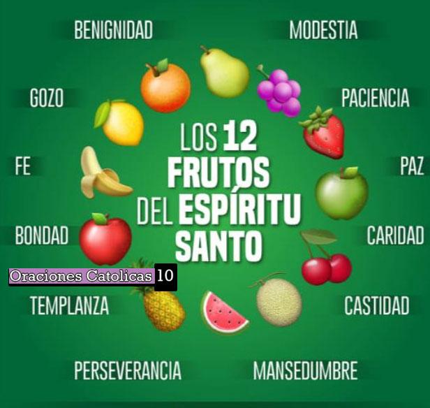 frutos del espiritu santo